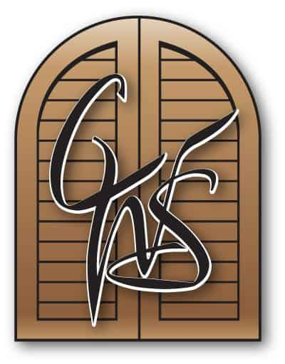 Custom Wood Shutters Logo