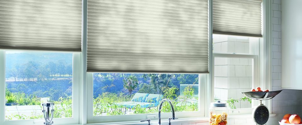 "Go Green With The New Revolutionary ""Honeycomb"" Shade"
