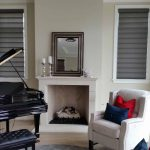 Pirouette® Window Shadings for Living Rooms Near Tustin, California (CA)