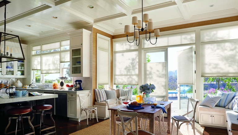 Why Honeycomb Shades Are Right For Your Home Near Tustin, California (CA) like Duette with PowerView
