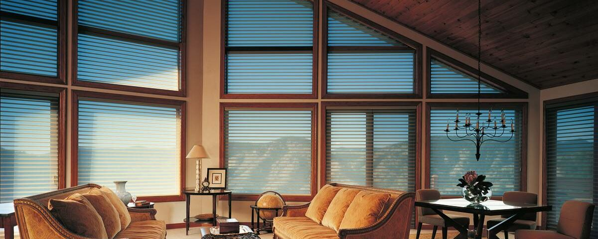 Silhouette® Window Shadings near Tustin, California (CA) with interesting customization options, styles, and more
